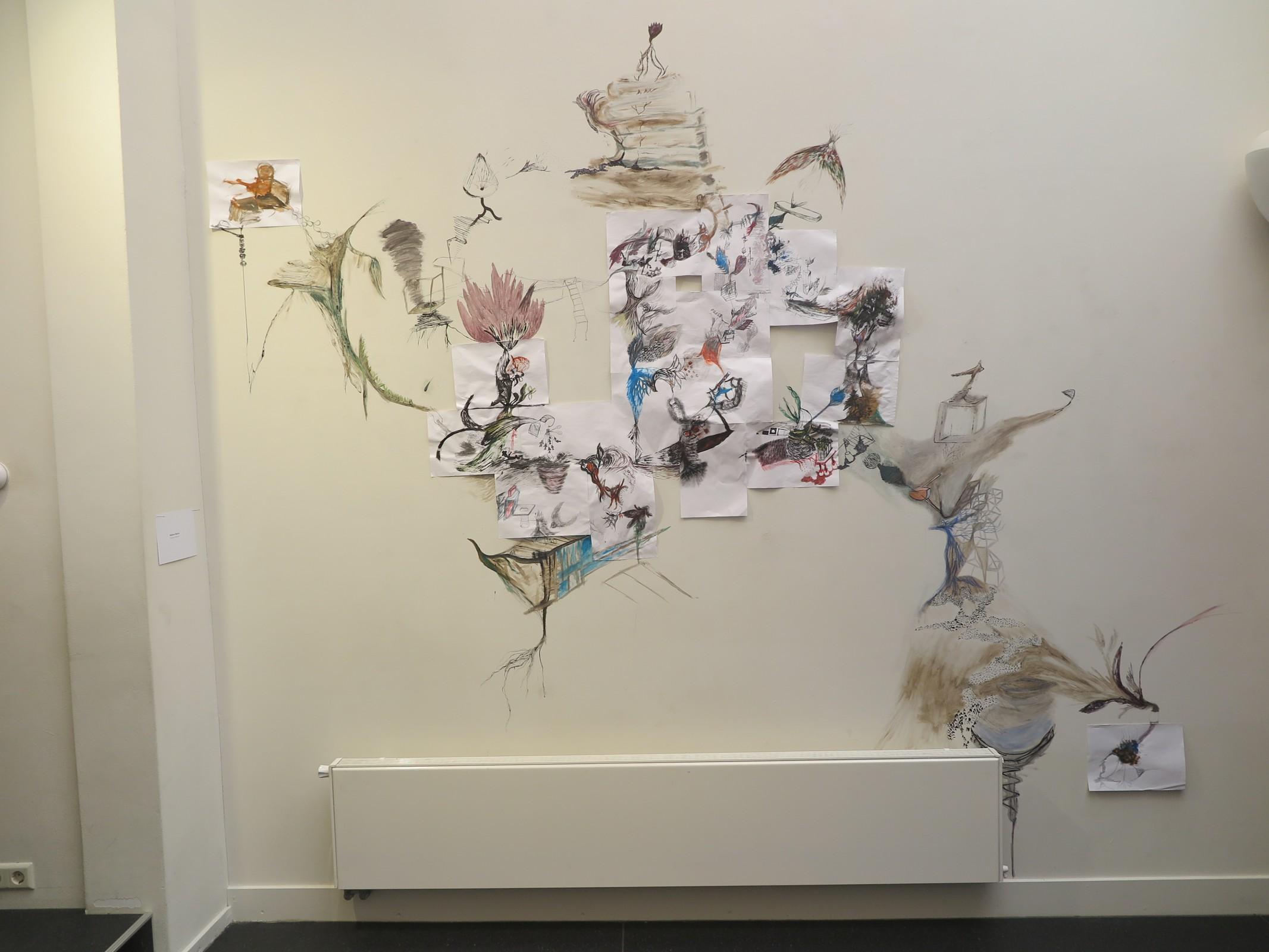 Marloes Elbertse - Chamber of reflection - 2015