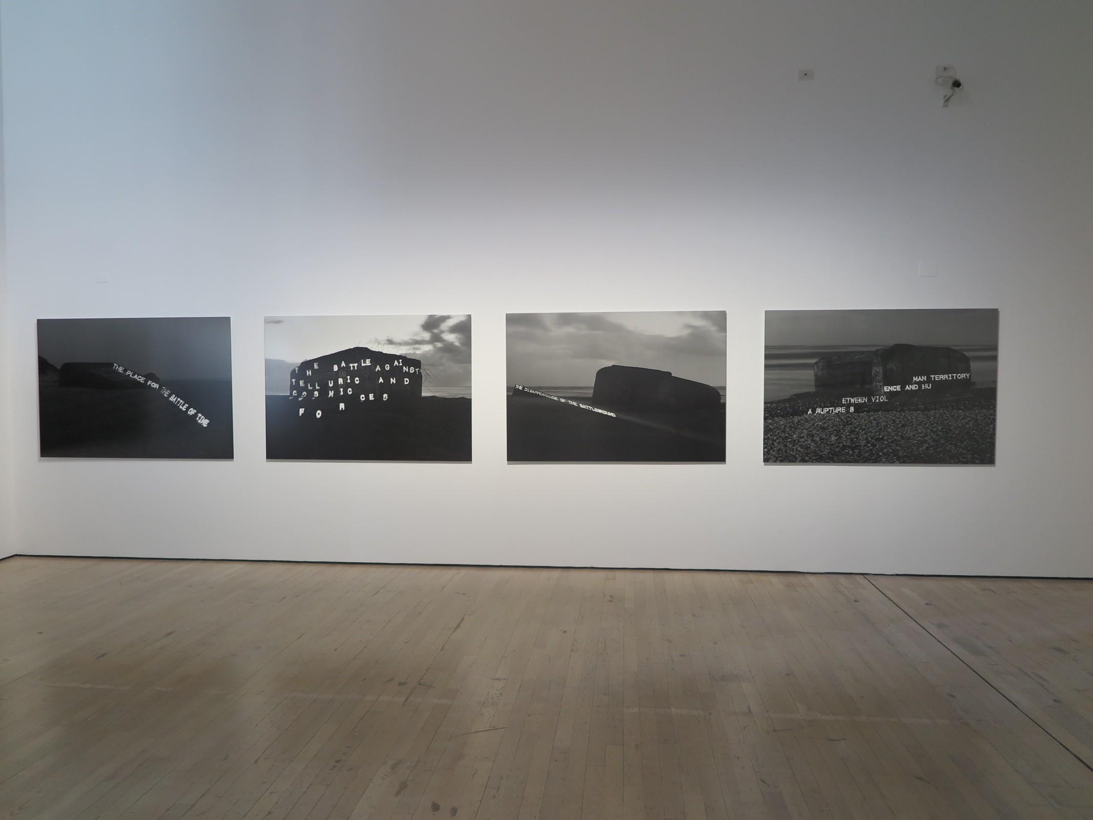 Magdalena Jetelova - Atlantic wall 2,1995