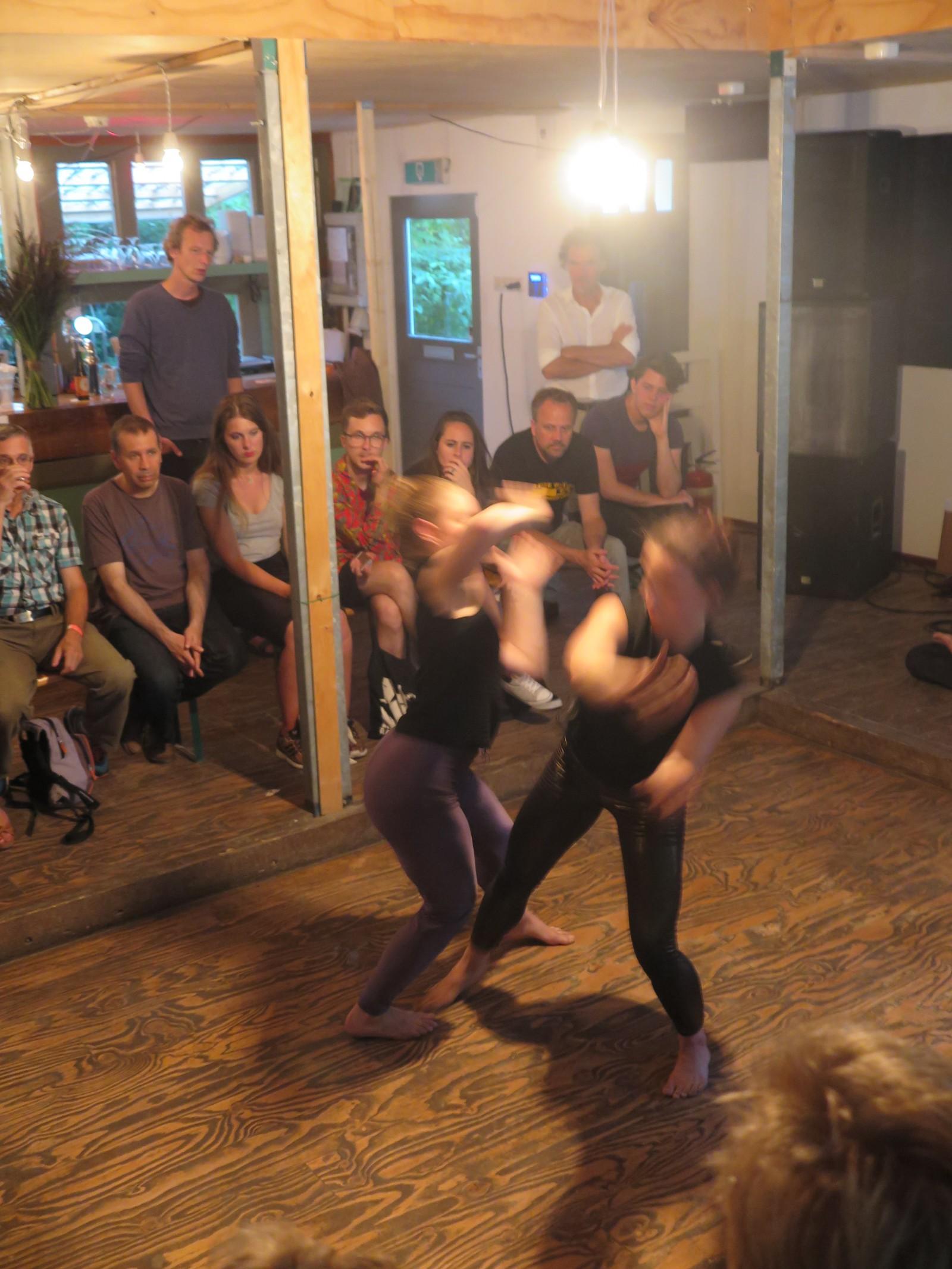 Tryout Trigger, choreografie: Lait Waysbort