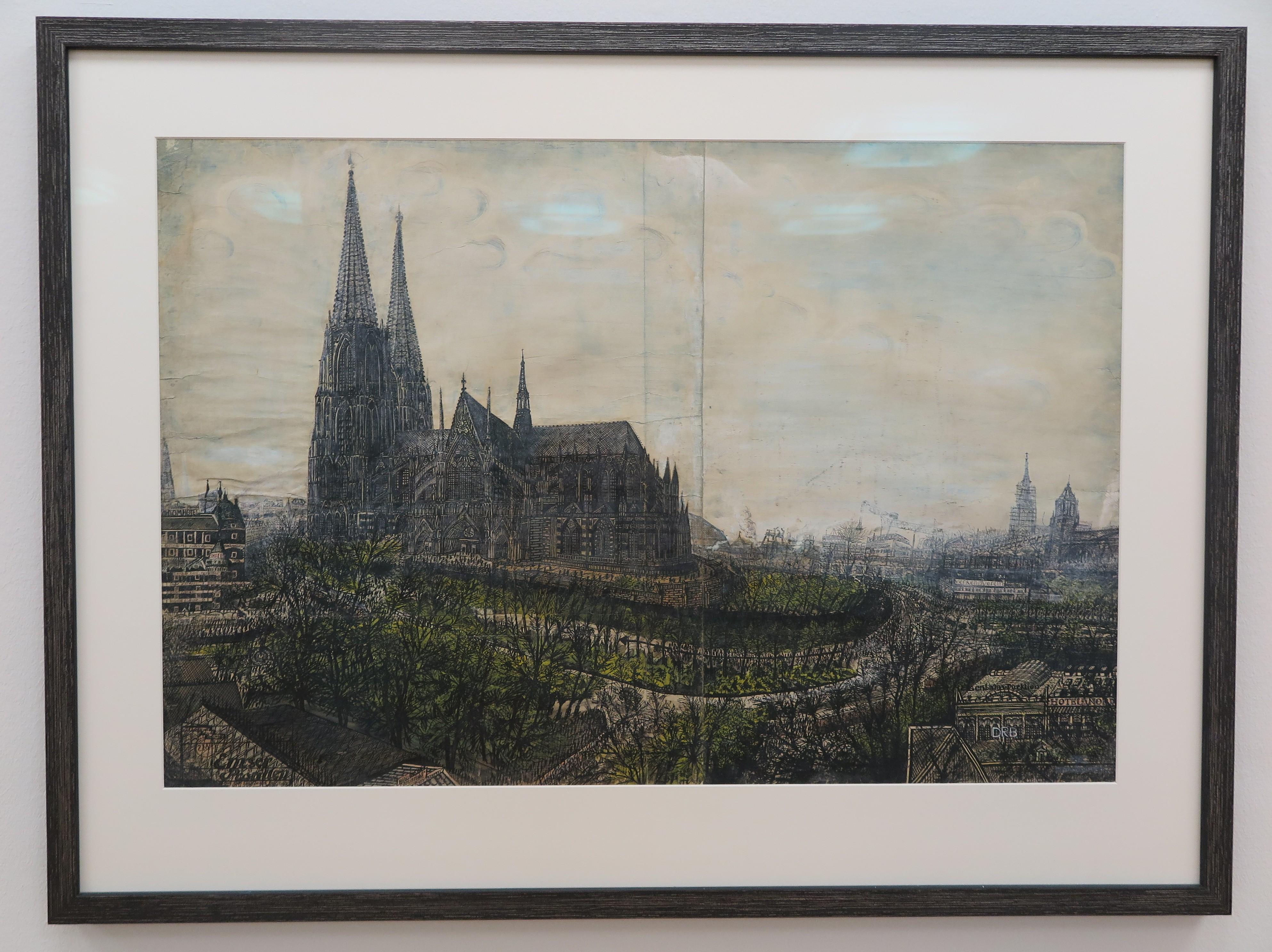 Willem van Genk - Keulen - ca. 1960