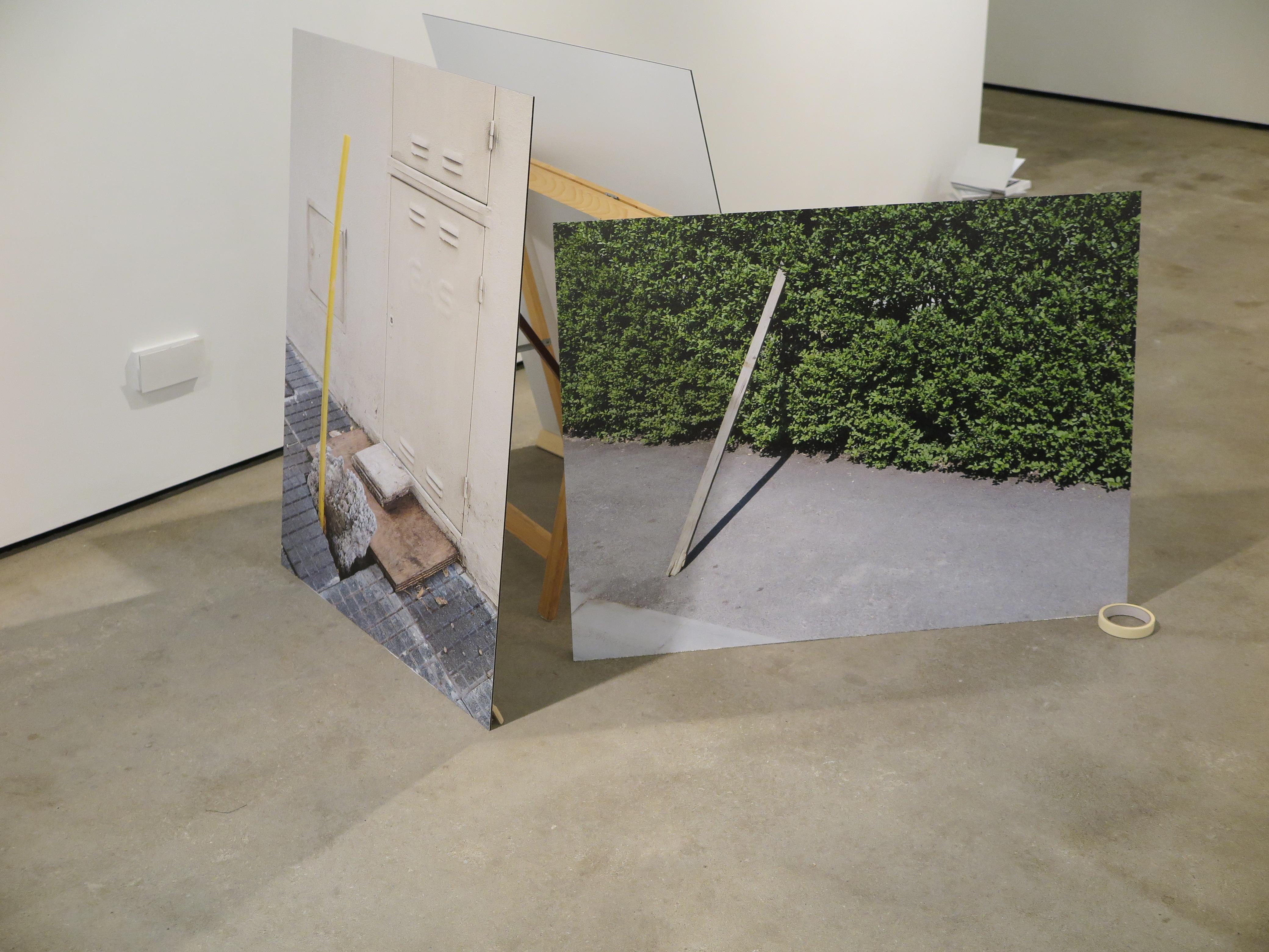 Annegrien van Doorn - In Passing - C&H Artspace © Paul Voors