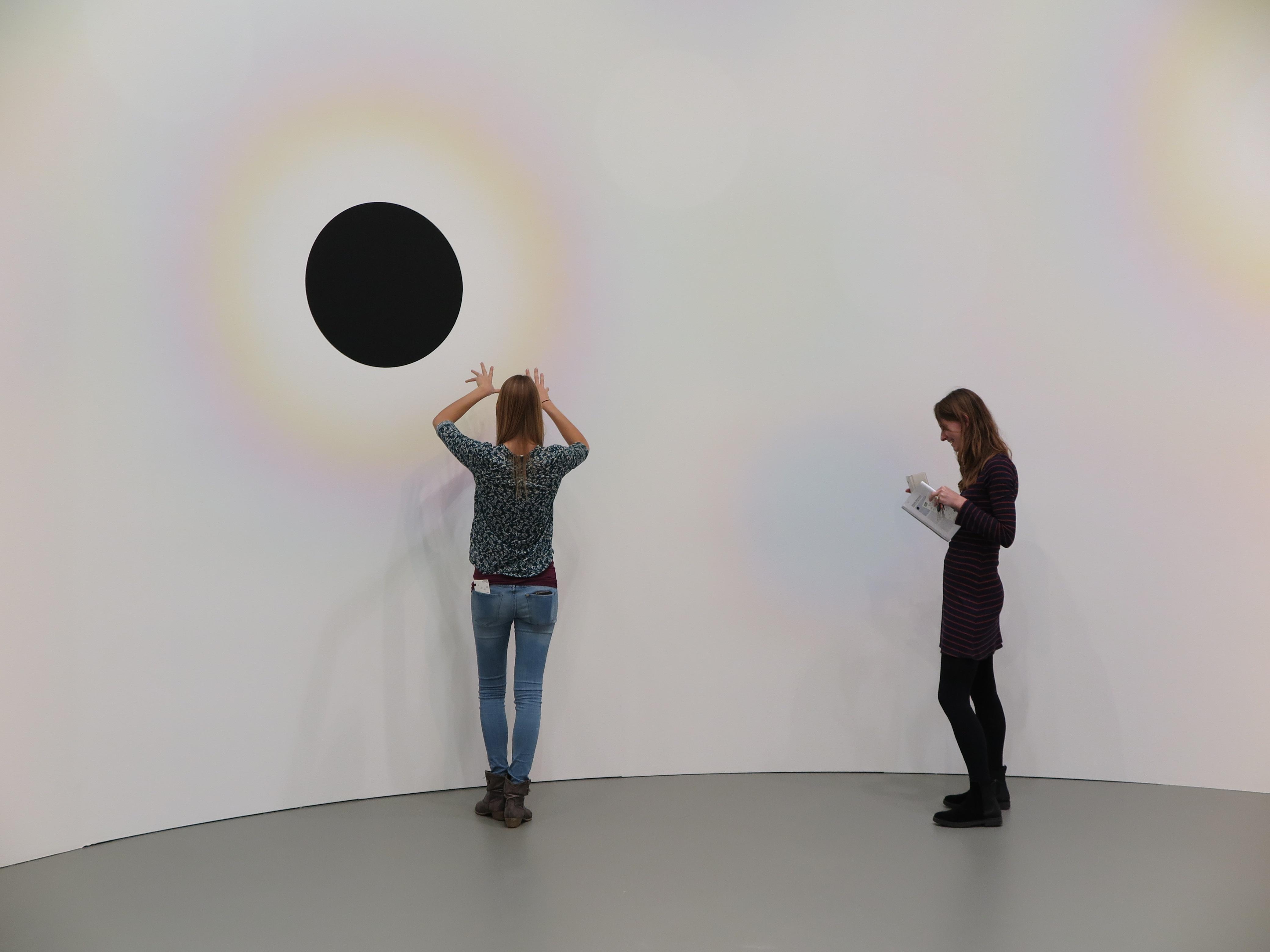 Roland Schimmel - Rapid third eye movement (2015)