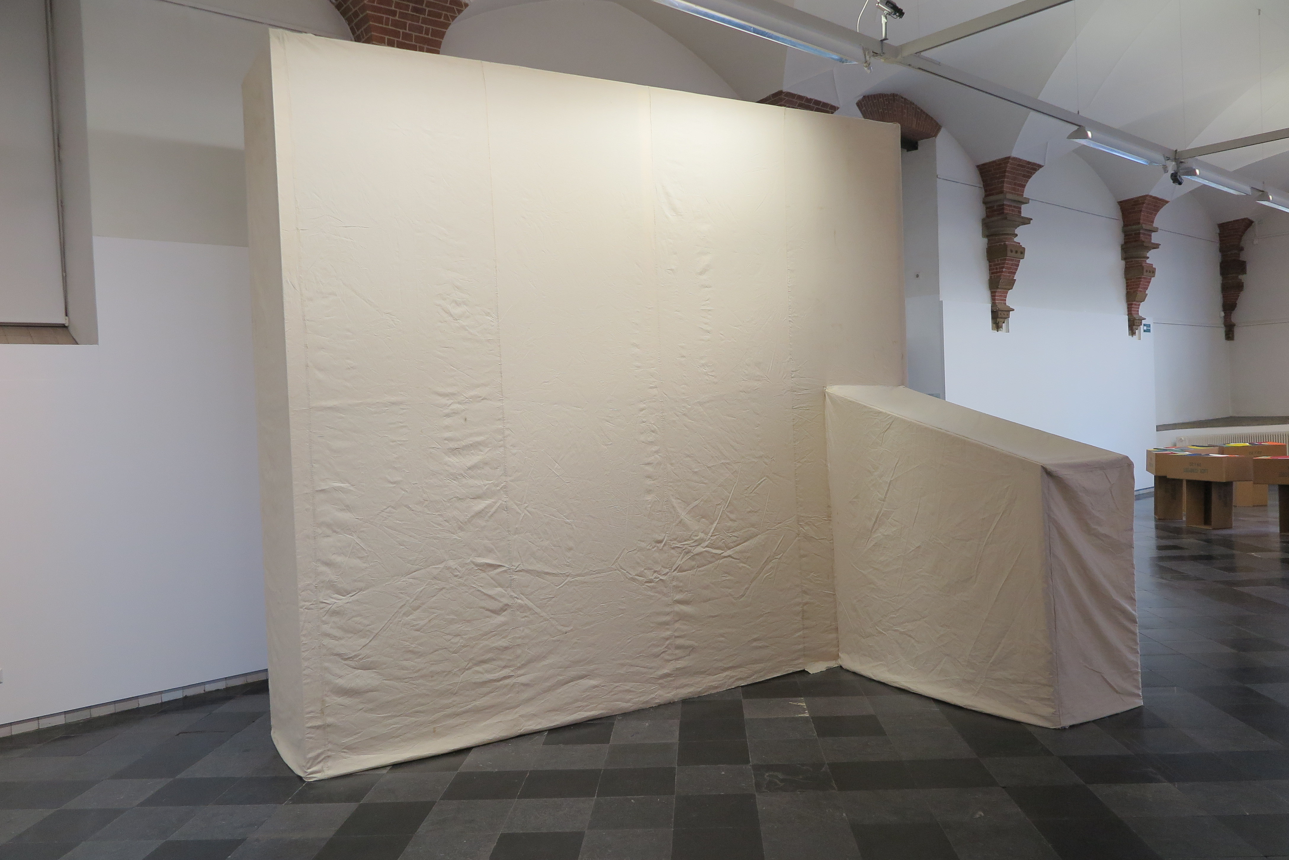 Philippe van Snick, Synthese van traditionele l vormige kamer 2