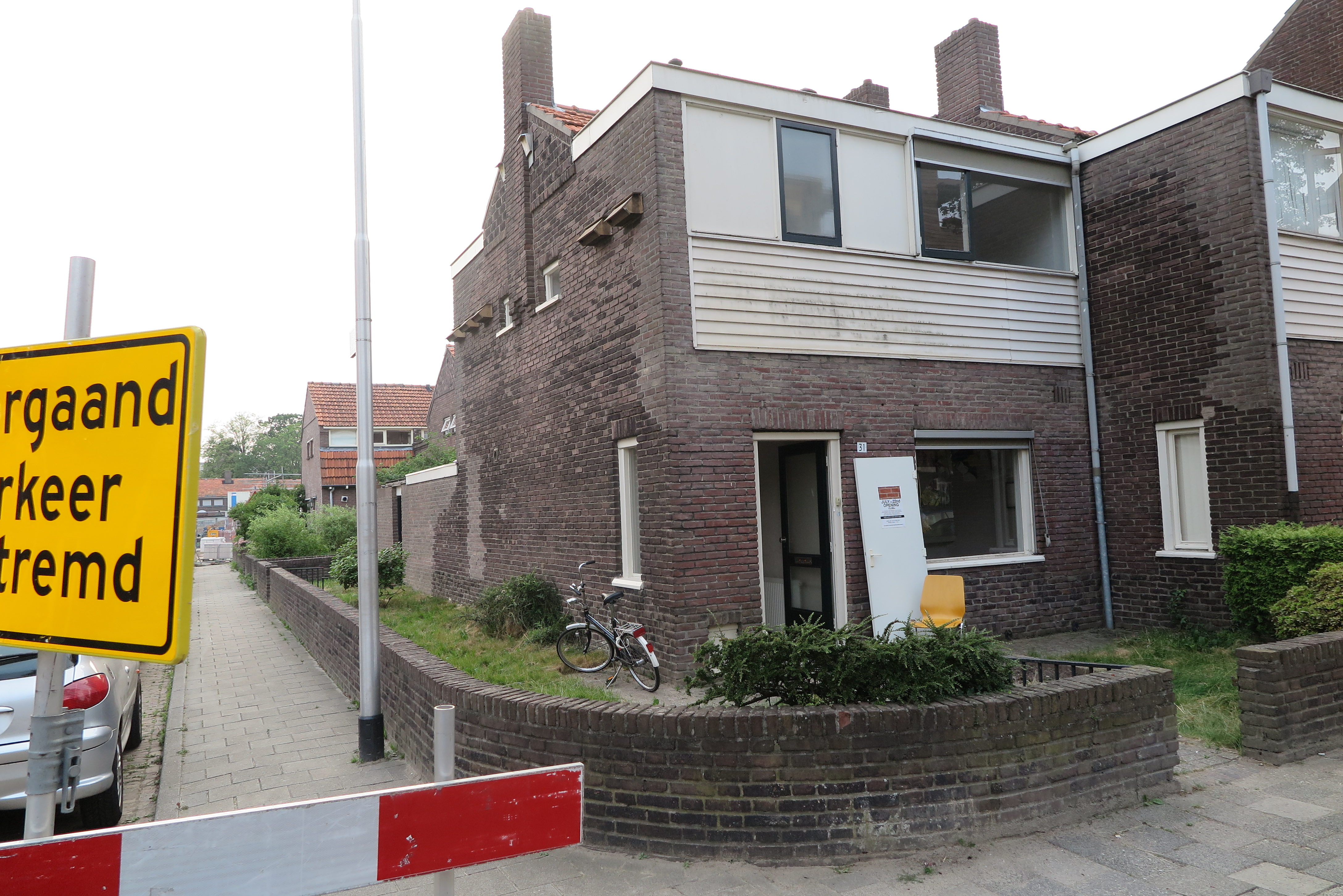 Huis in Valetijnstraat (35) Tilburg
