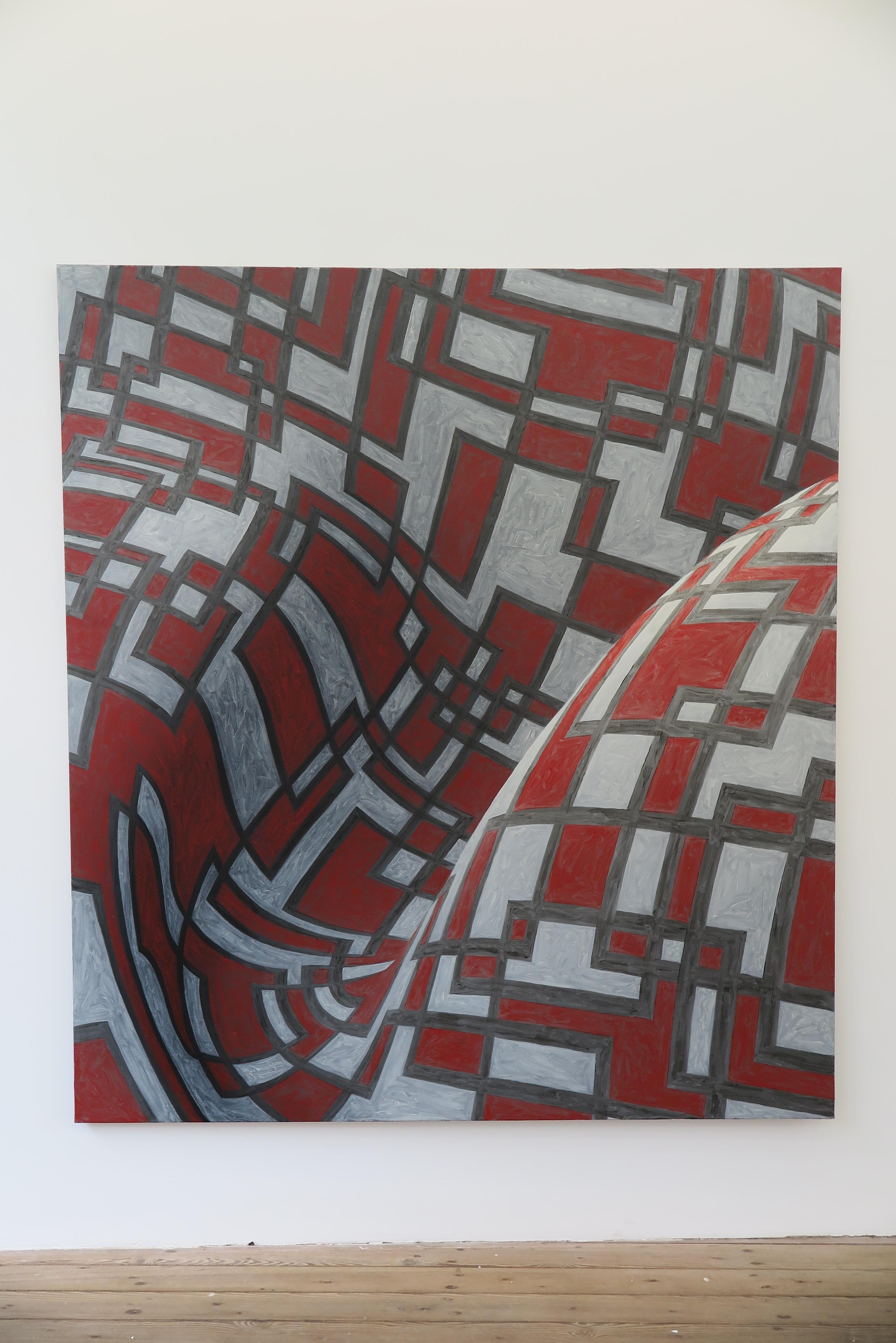 Peter Schuyff - Galerie Gabriel Rolt