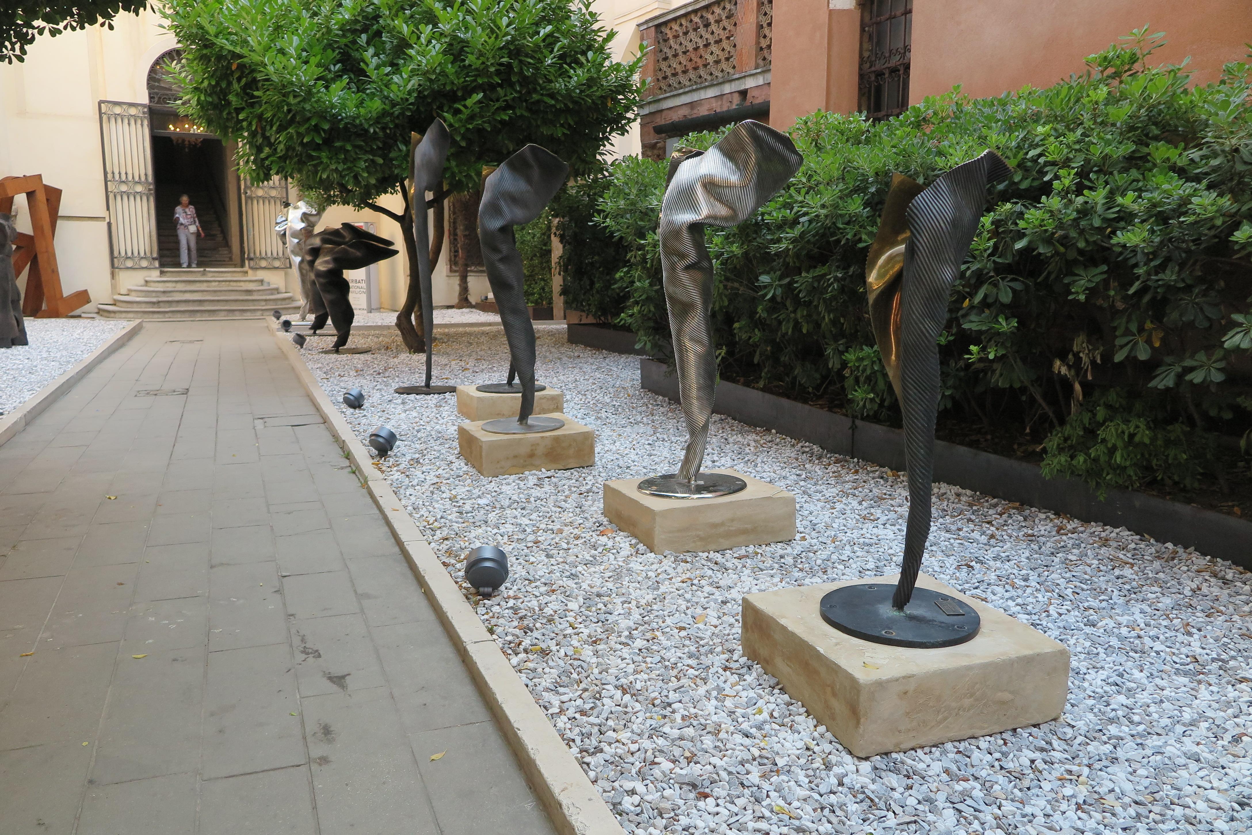 Palazzo Mora - Andrew Rogers (European Cultural Centre)