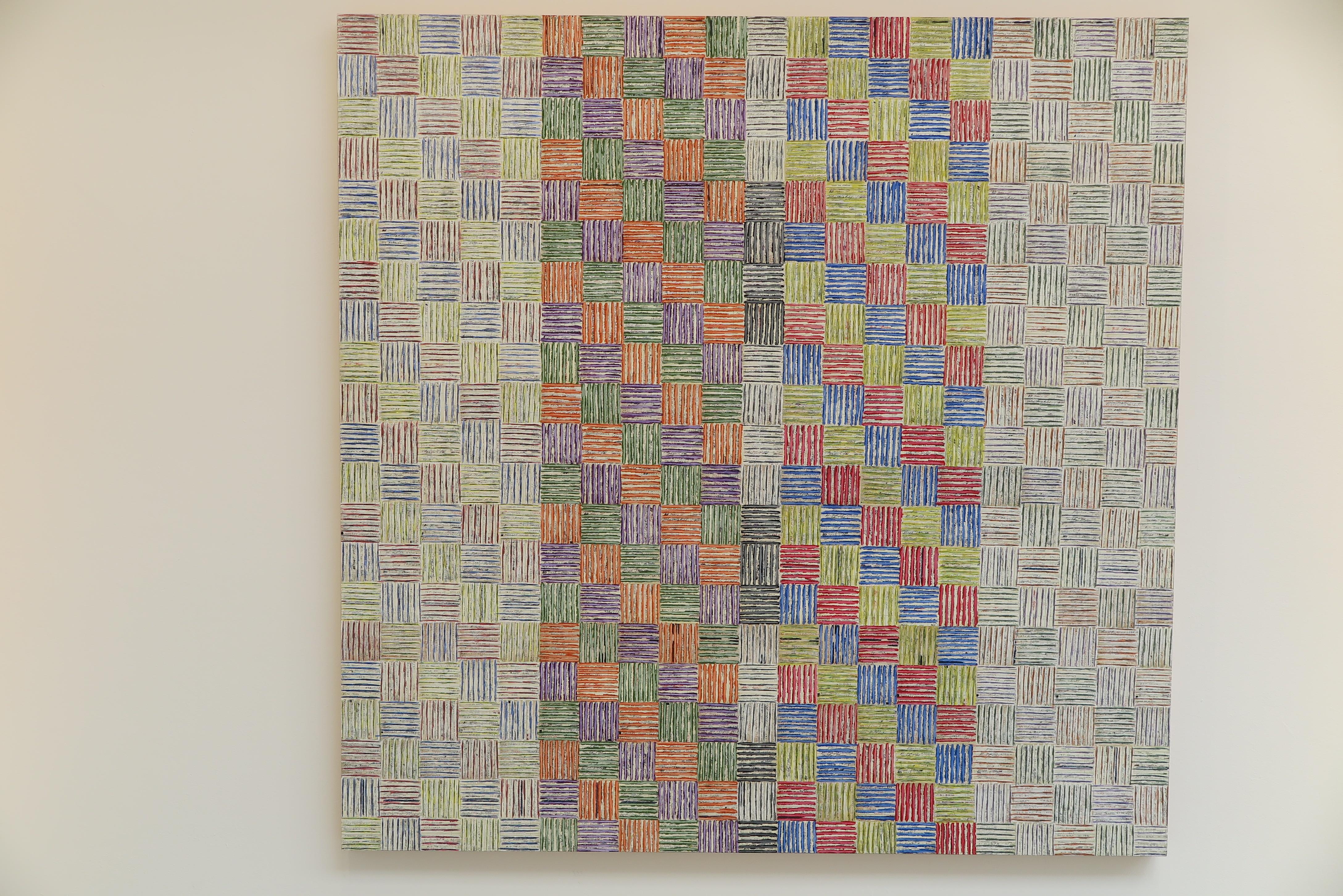Hoofexpositie Giardini - Mc Arthur Binion