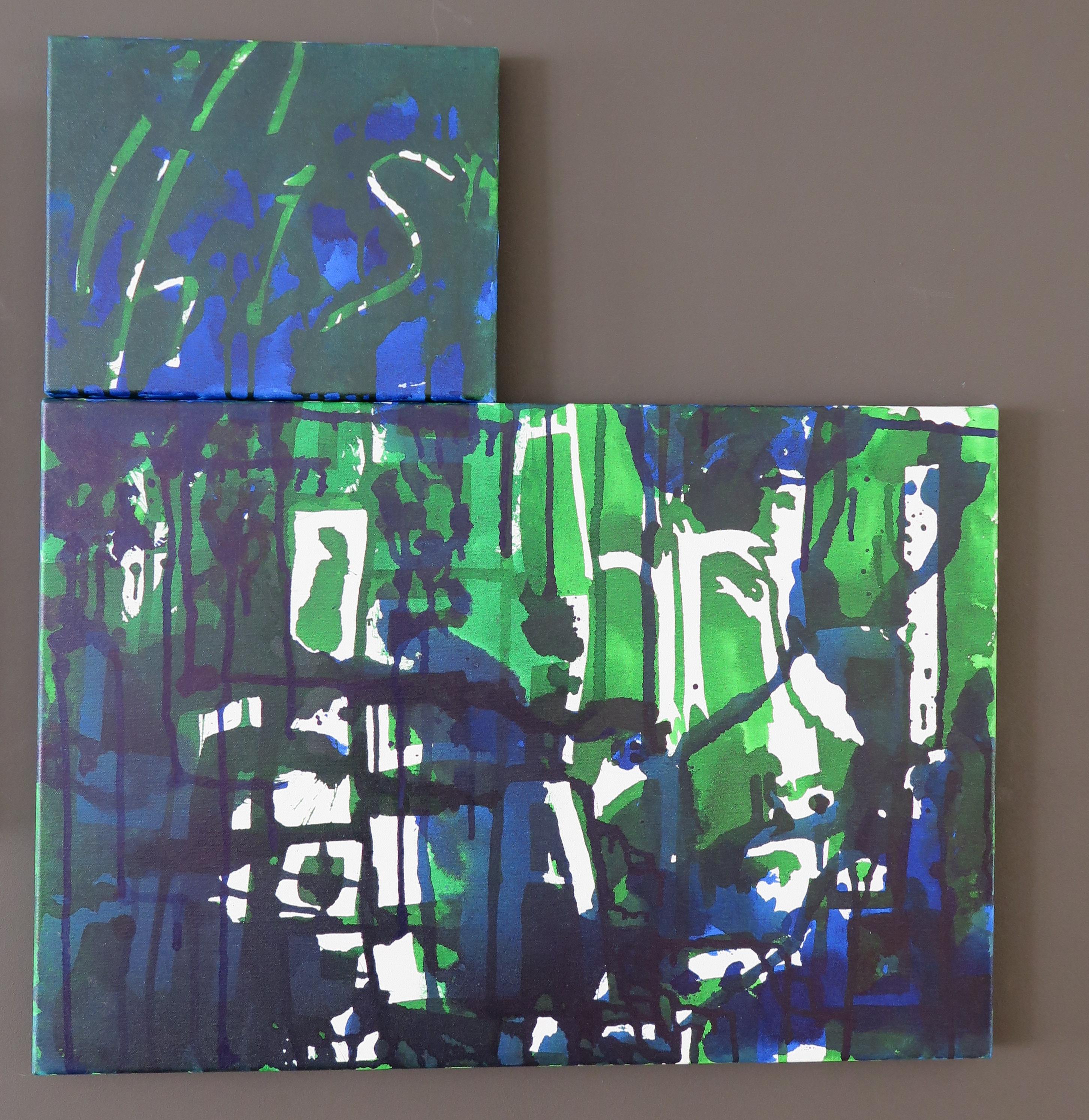 Schilderij acryl - Marijke Lombaers