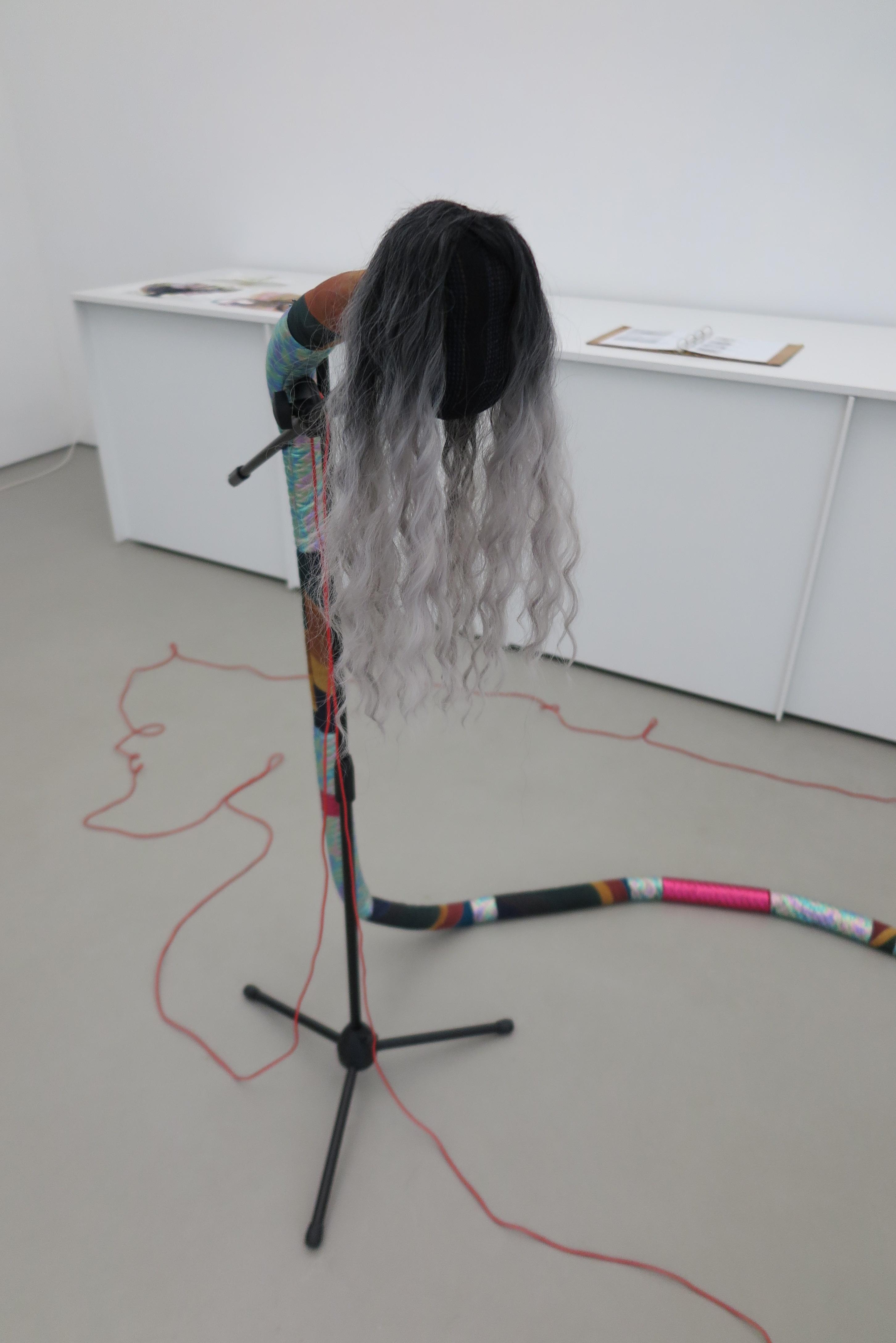 Elma-talbot_woman-snake-bird_galerie-onrust_6