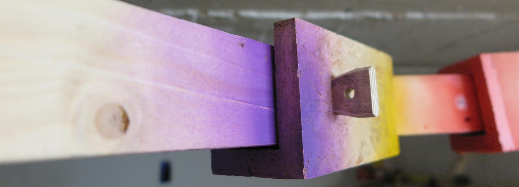Boris Steiner - exBunker - detail constructie met wogje